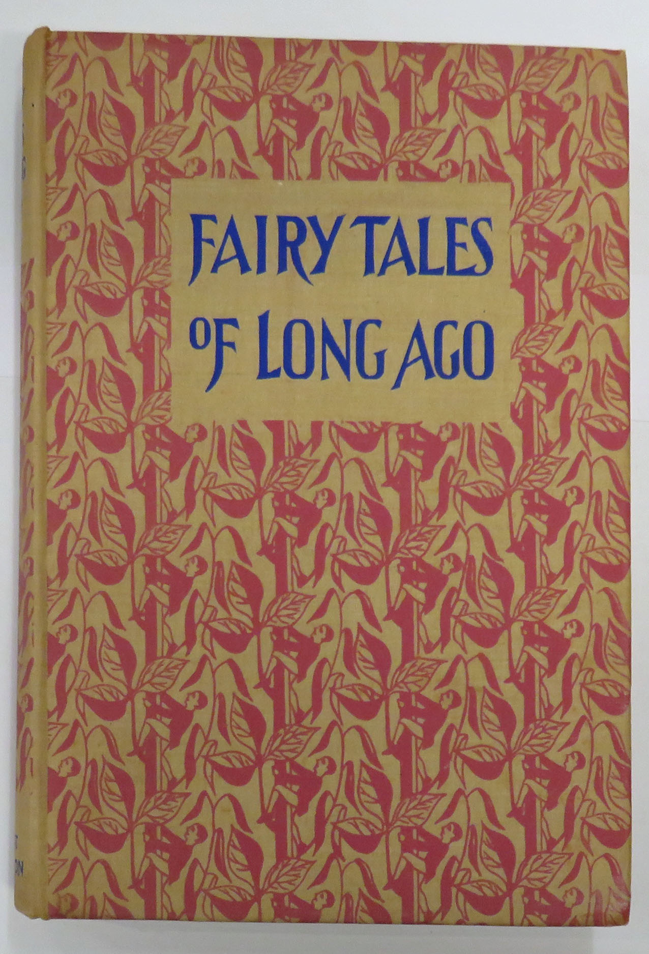Fairy Tales Of Long Ago