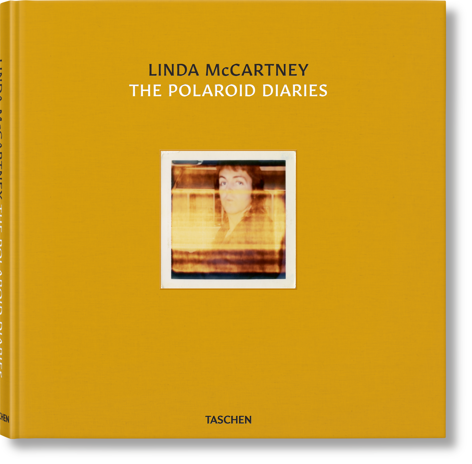 Linda McCartney. The Polaroid Diaries. Collector�s Edition Signed by Sir Paul McCartney