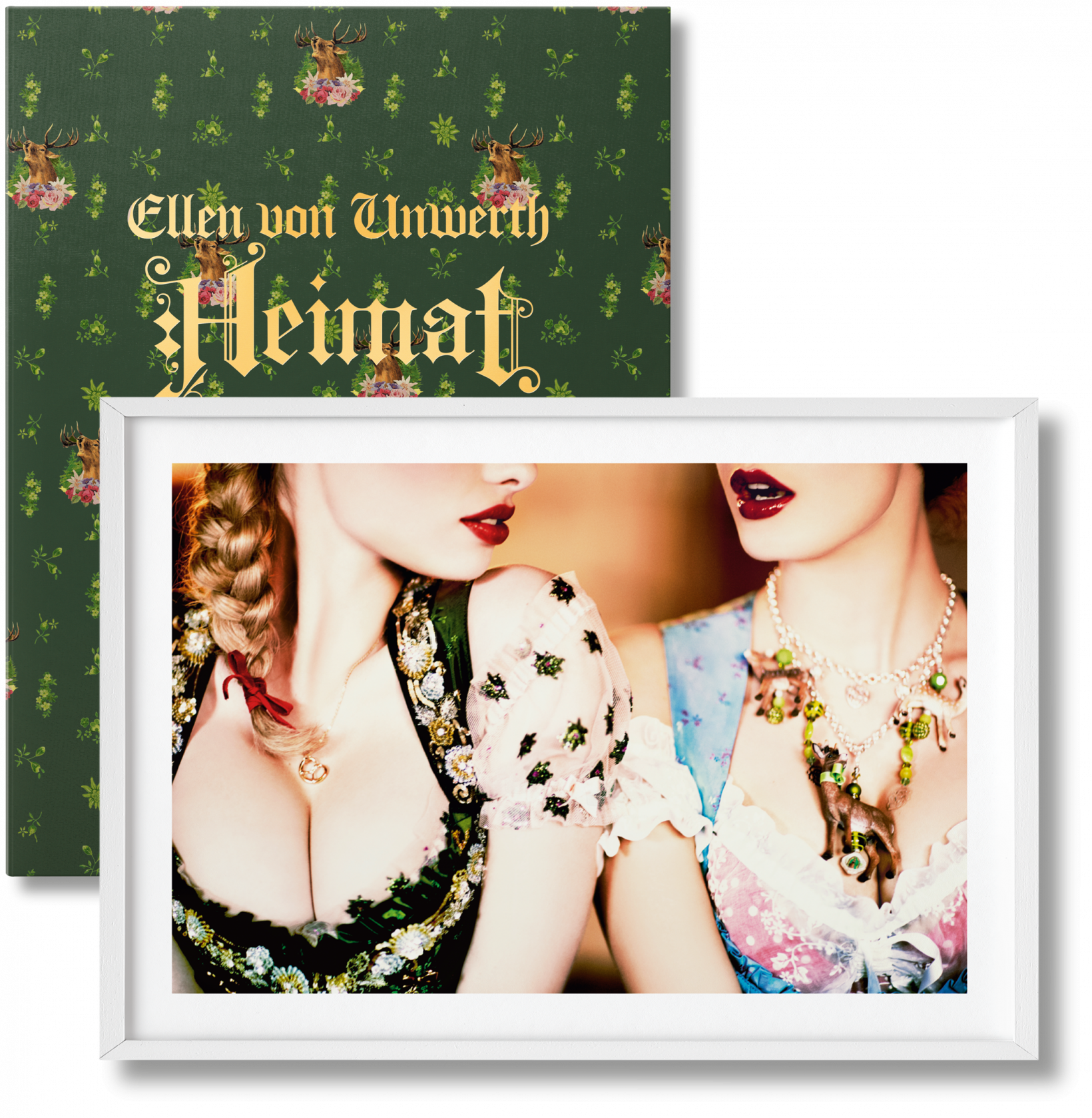 TASCHEN Ellen von Unwerth. Heimat, Art Edition No. 1�100 �T�te-�-t�te�