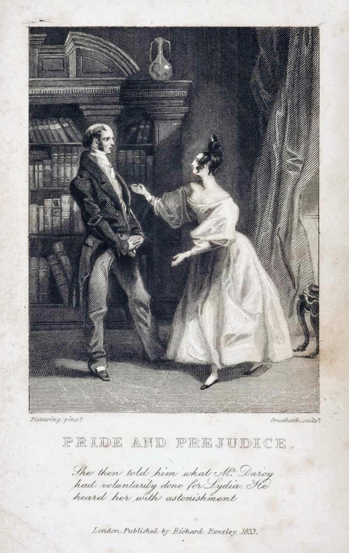 Pride and Prejudice. A Novel. 1833