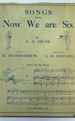 Songs From Now We Are Six