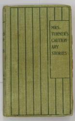 Mrs Turner's Cautionary Stories