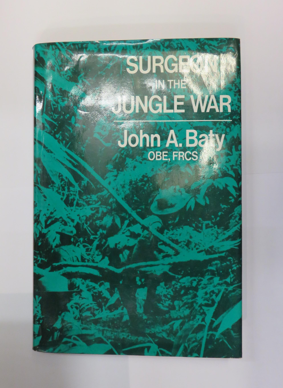 Surgeon in the Jungle War