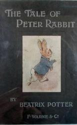 The Tale of Peter Rabbit FIRST EDITION