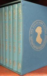 The Novels Of Jane Austen Illustrated by Joan Hassall Folio Society Boxed Set