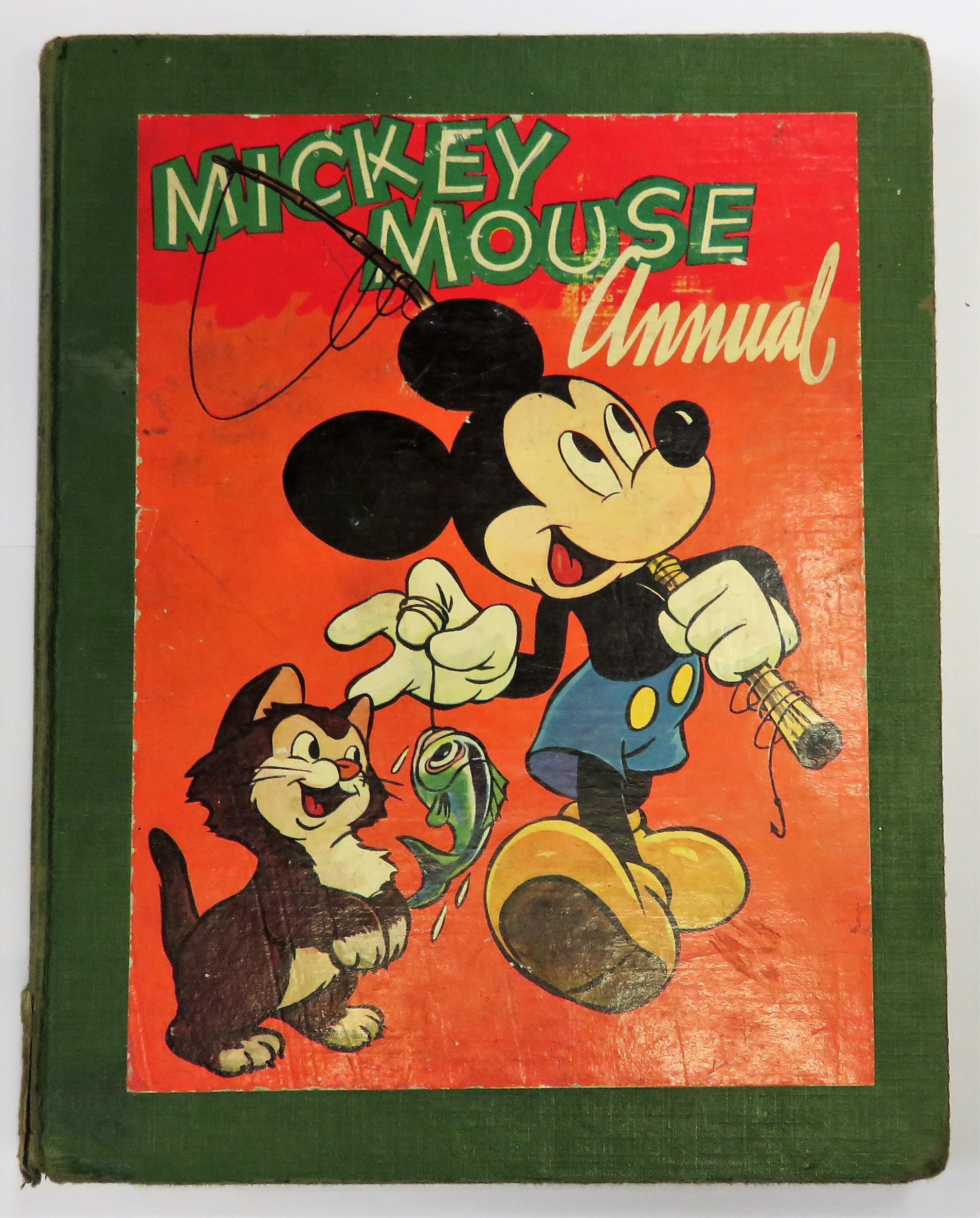 Mickey Mouse Annual