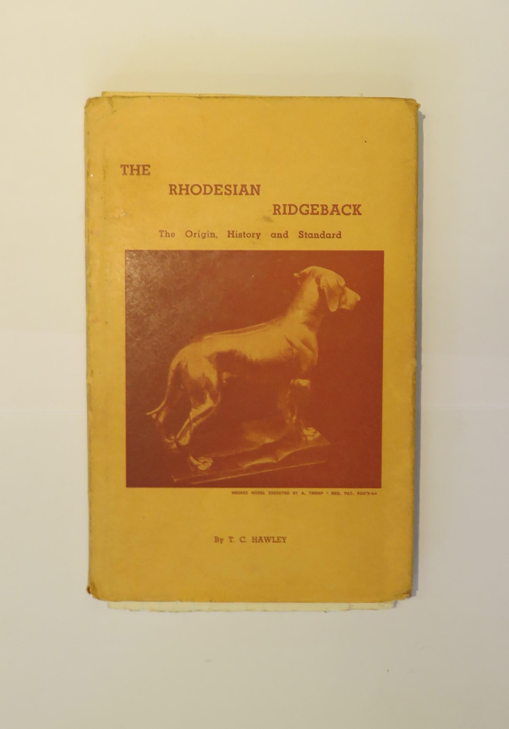 The Rhodesian Ridgeback