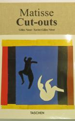 Henri Matisse Cut outs Drawing with Scissors