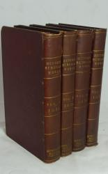 The Surgical Works of John Hunter with Notes In  4 Volumes