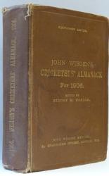 John Wisden's Cricketers' Almanack for 1906