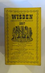 Wisden Cricketers' Almanack 1957
