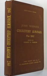 **John Wisden's Cricketers' Almanack for 1917