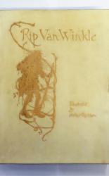 Rip Van Winkle SIGNED by Arthur Rackham