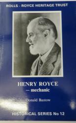 Henry Royce - Mechanic