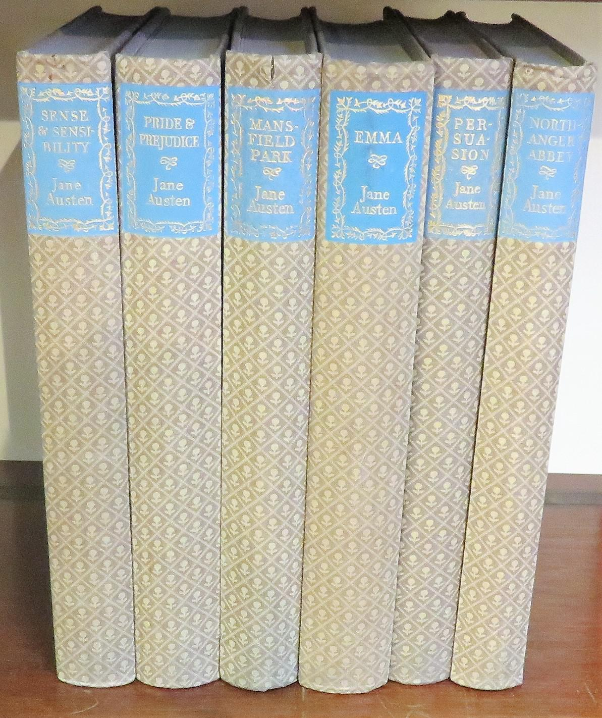 The Works of Jane Austen in Six Complete Volumes