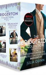 The Bridgerton Collection: Books 1-4: Inspiration for the Netflix Original Series