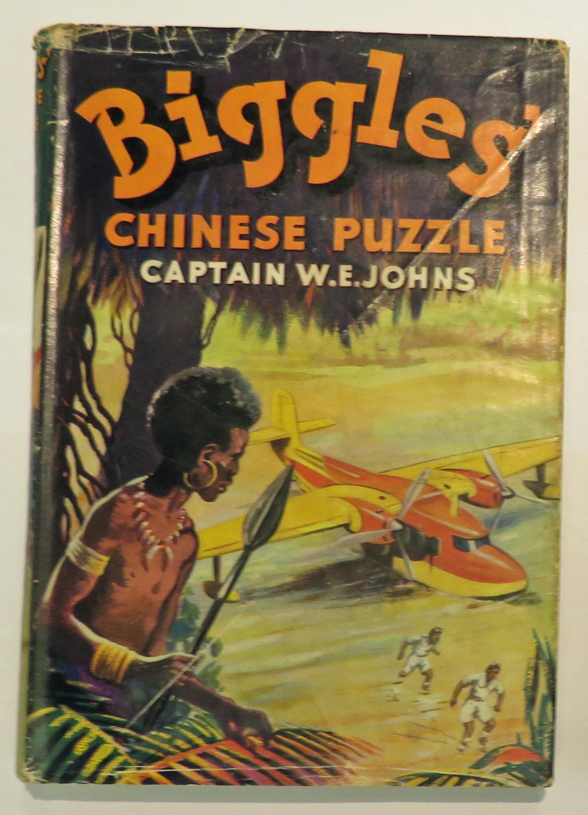 Biggles Chinese Puzzle