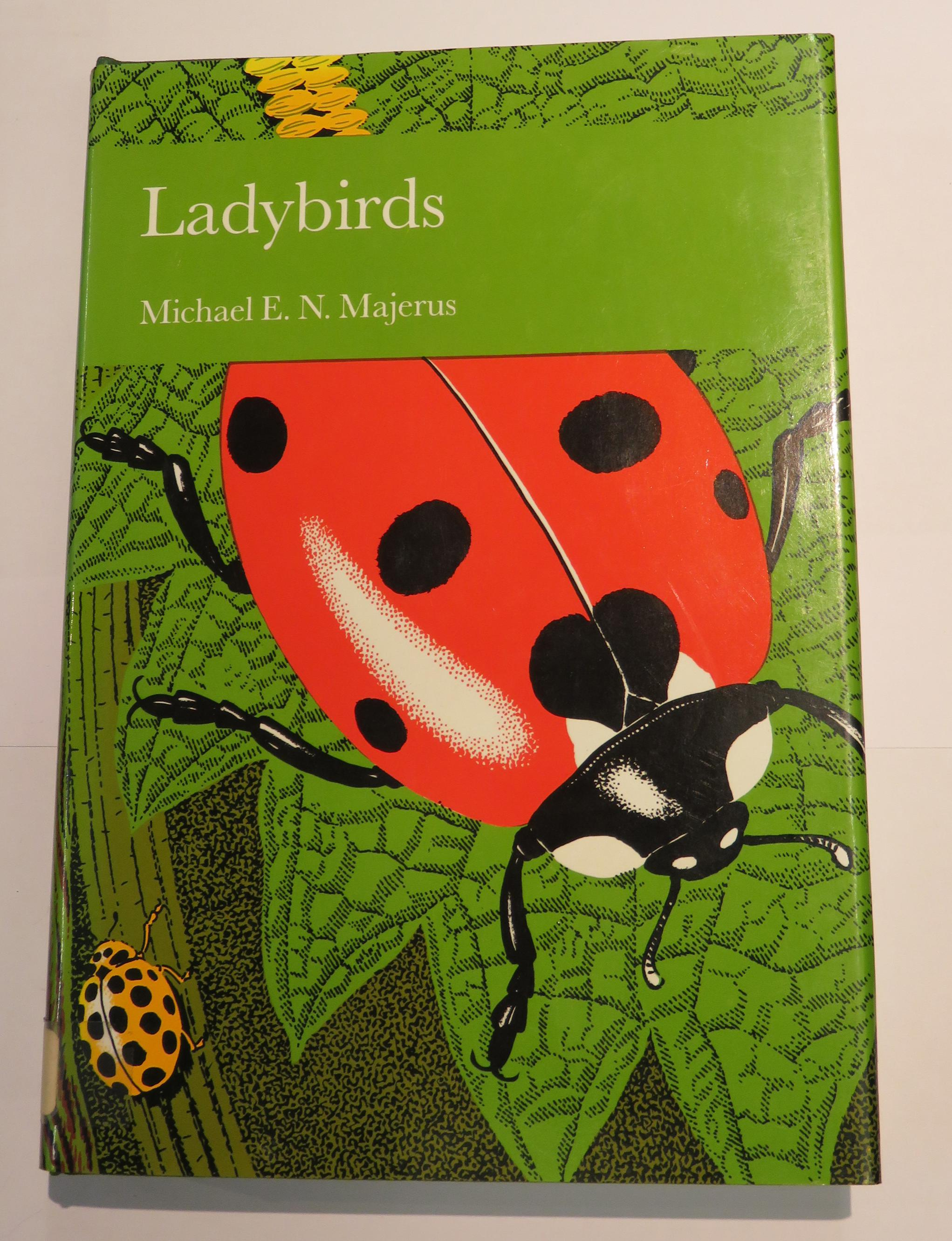 The New Naturalist Number 81 Ladybirds