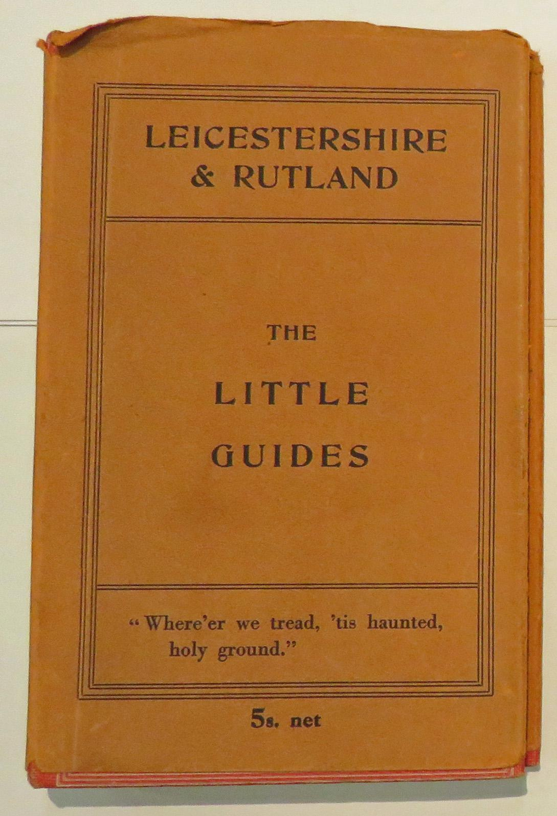 Leicestershire & Rutland The Little Guides