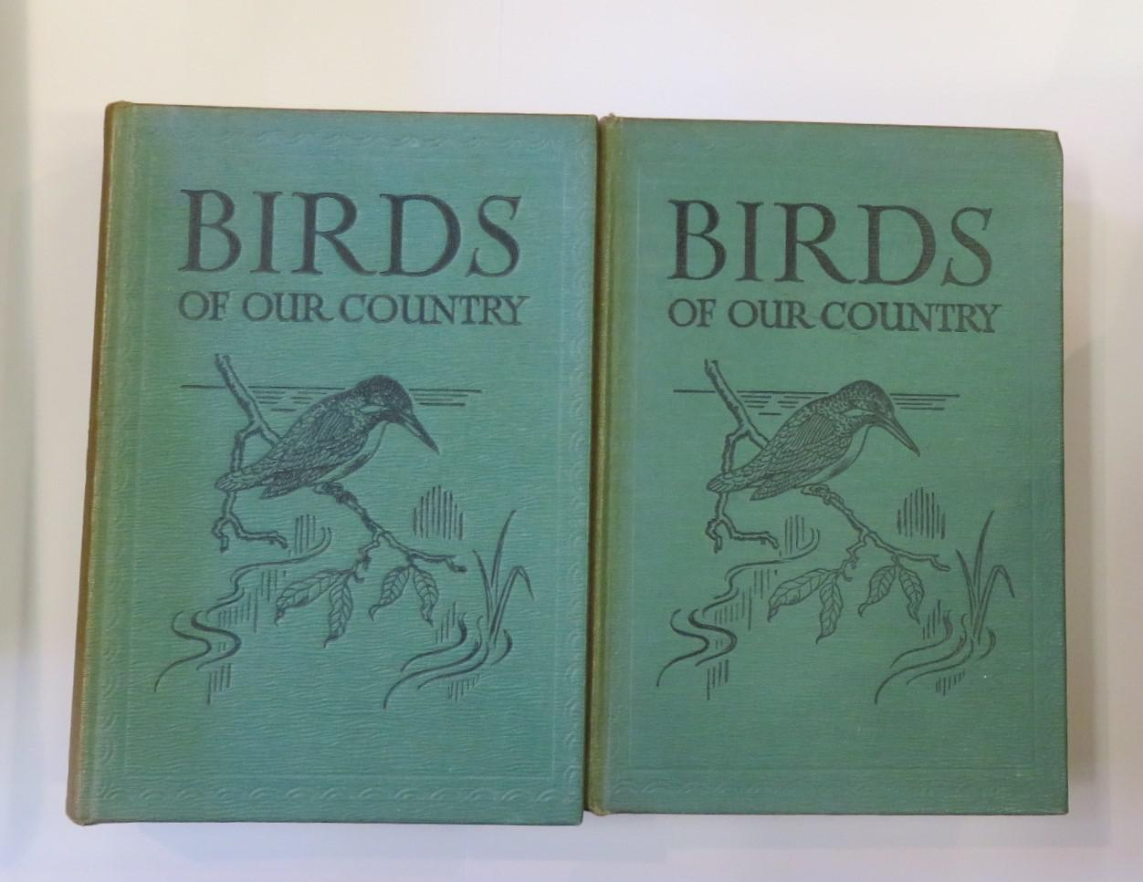 Birds Of Our Country, 2 Volume Set
