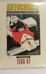 Autocourse: The World's Leading Grand Prix Annual 1986-87