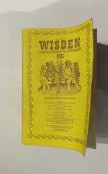 Wisden Cricketers' Almanack 1985
