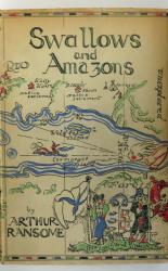 Swallows and Amazons FIRST EDITION
