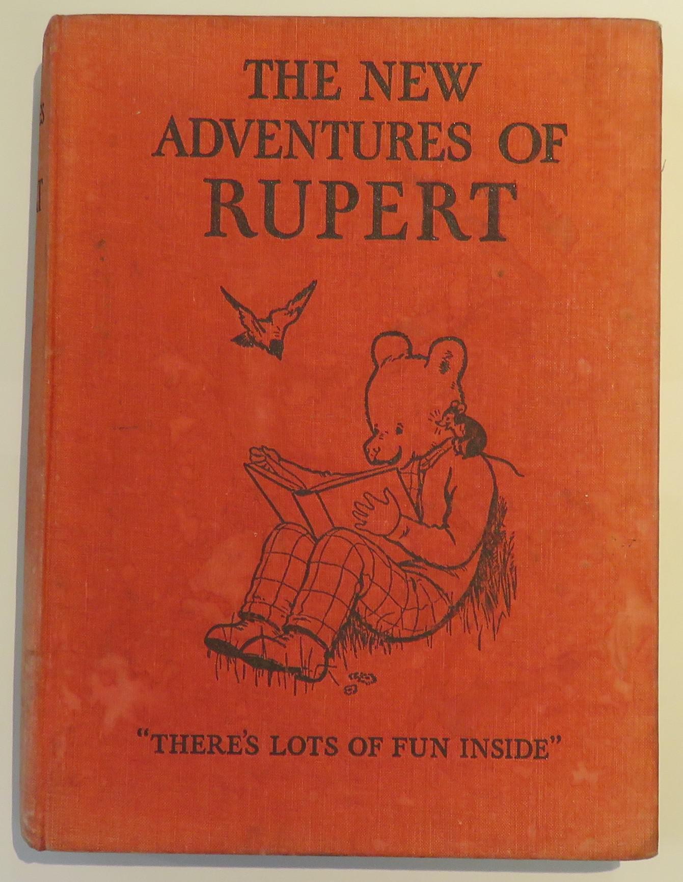 The New Adventures of Rupert 1936