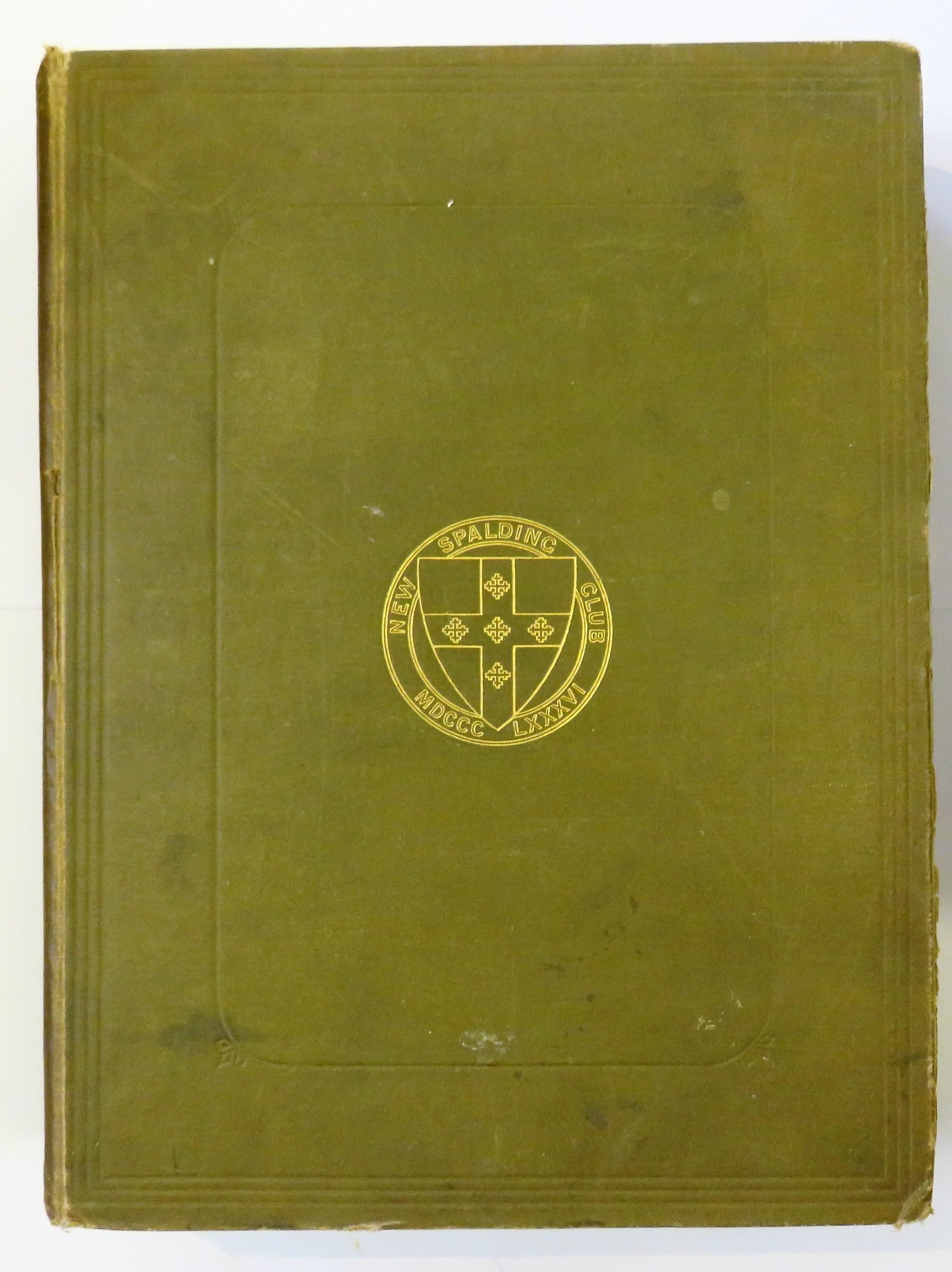 Selections from Wodrow's Biographical Collections Divines Of The North East of Scotland