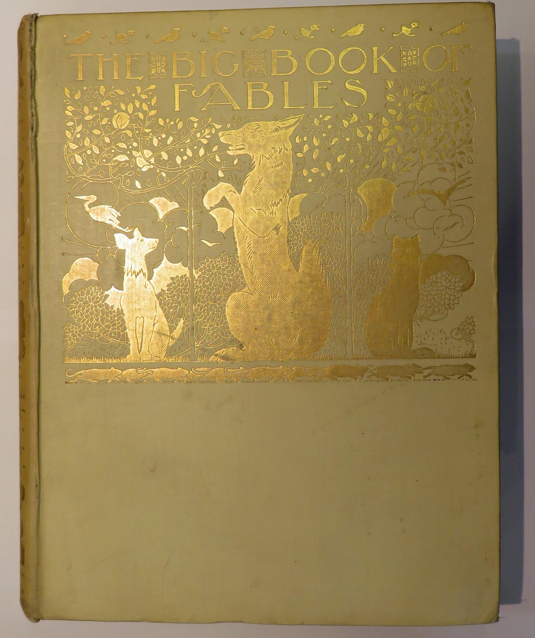 The Big Book of Fables First Limited Edition