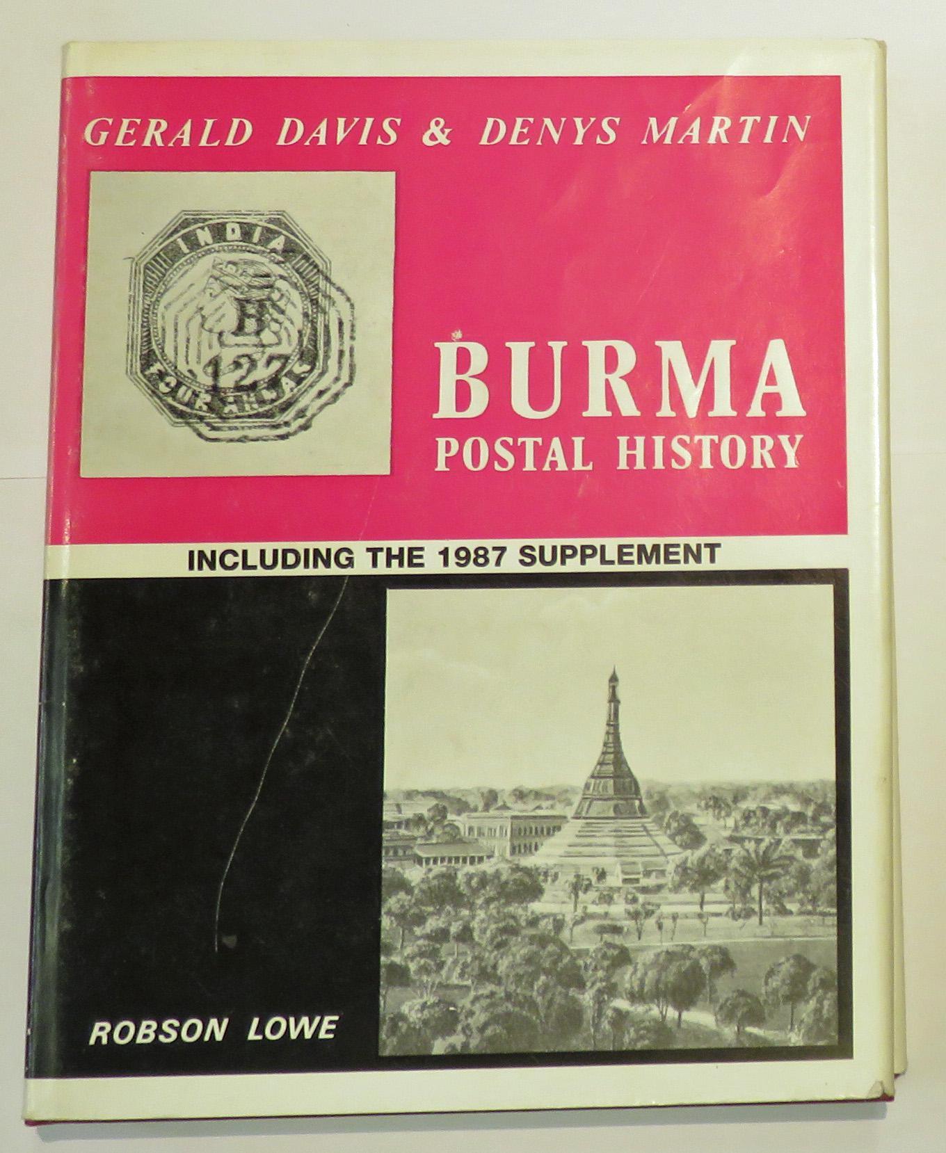 Burma Postal History