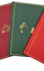 Winnie The Pooh The Collector's Edition Four Volume Boxed Set