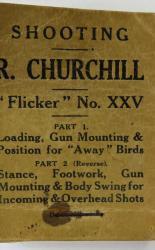 Flicker No XXV Shooting