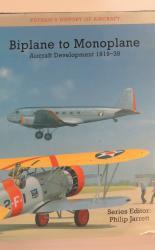 Biplane to Monoplane Aircraft Development 1919-39
