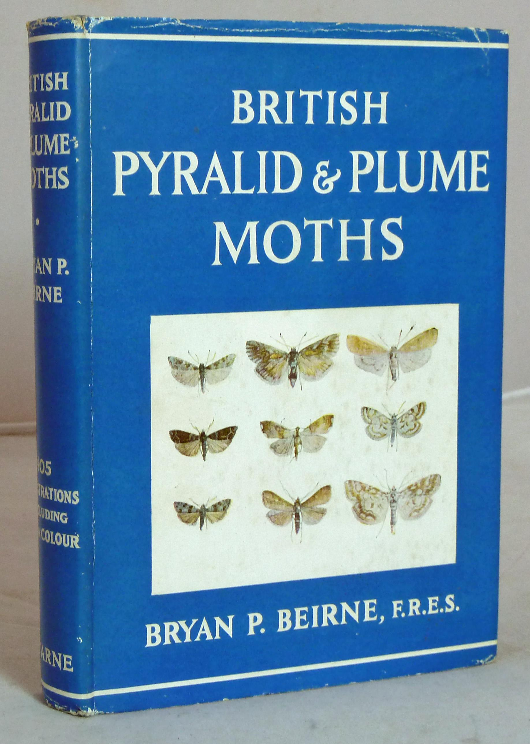 The Wayside And Woodland Series. British Pyralid & Plume Moths