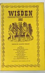 Wisden Cricketers' Almanack 1992
