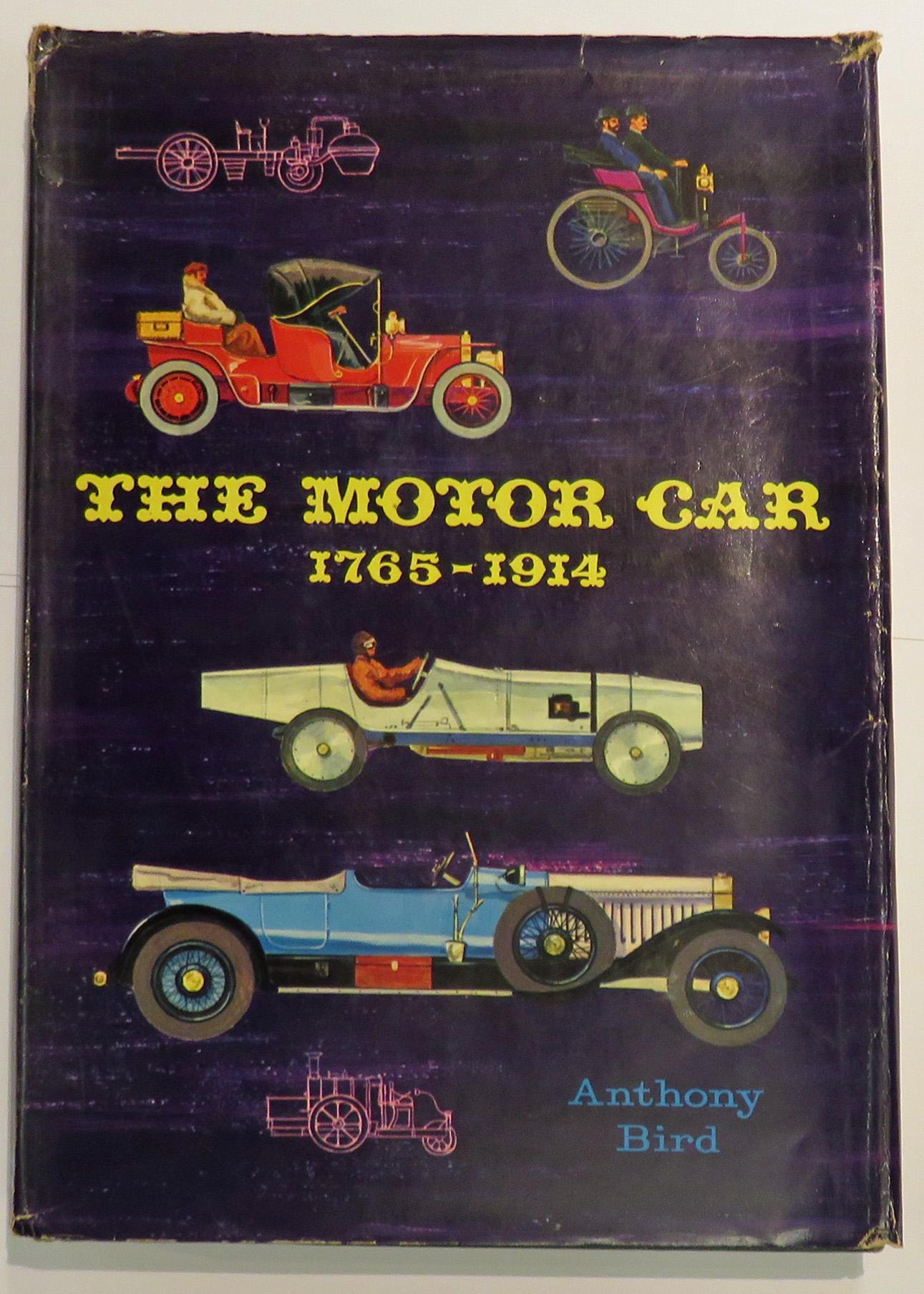 The Motor Car 1765-1914