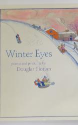 Winter Eyes poems and paintings
