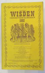 Wisden Cricketers' Almanack 1982