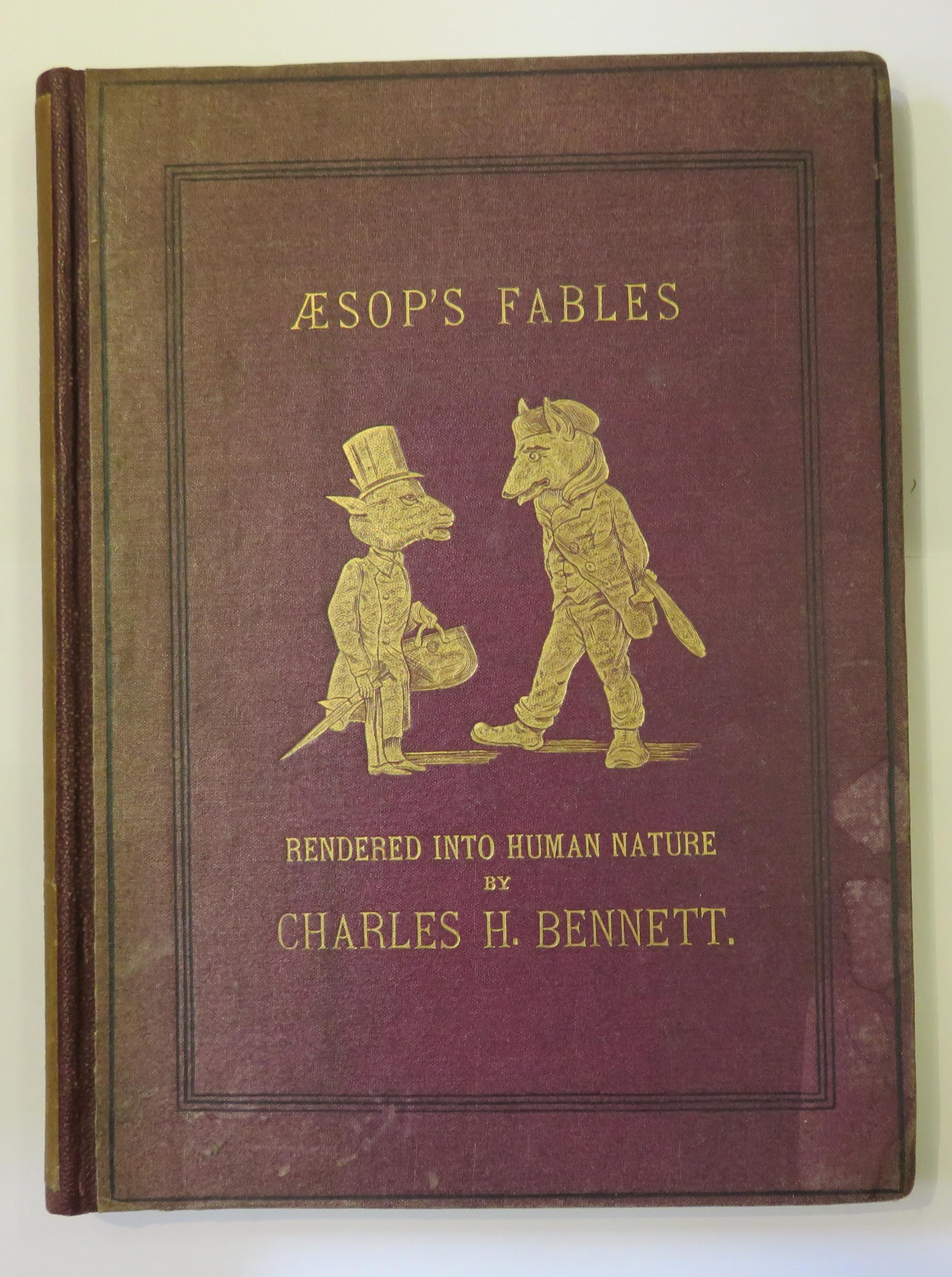 The Fables of Aesop and Others Translated Into Human Nature
