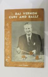 The Dair Vernon Cups and Balls