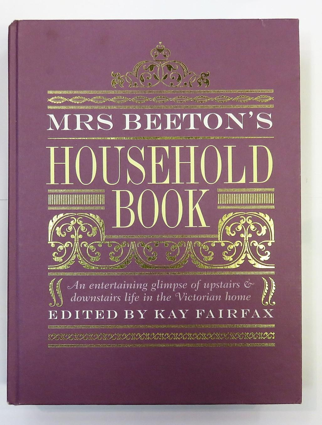 Mrs Beeton's Household Book