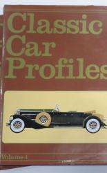 Classic Car Profiles in two volumes