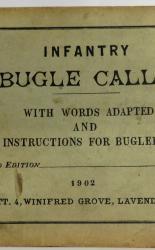 Infantry Bugle Calls