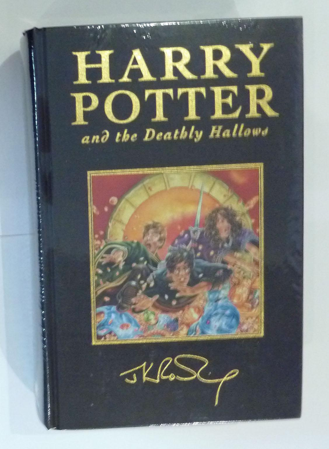 Harry Potter and the Deathly Hallows De-Luxe Edition