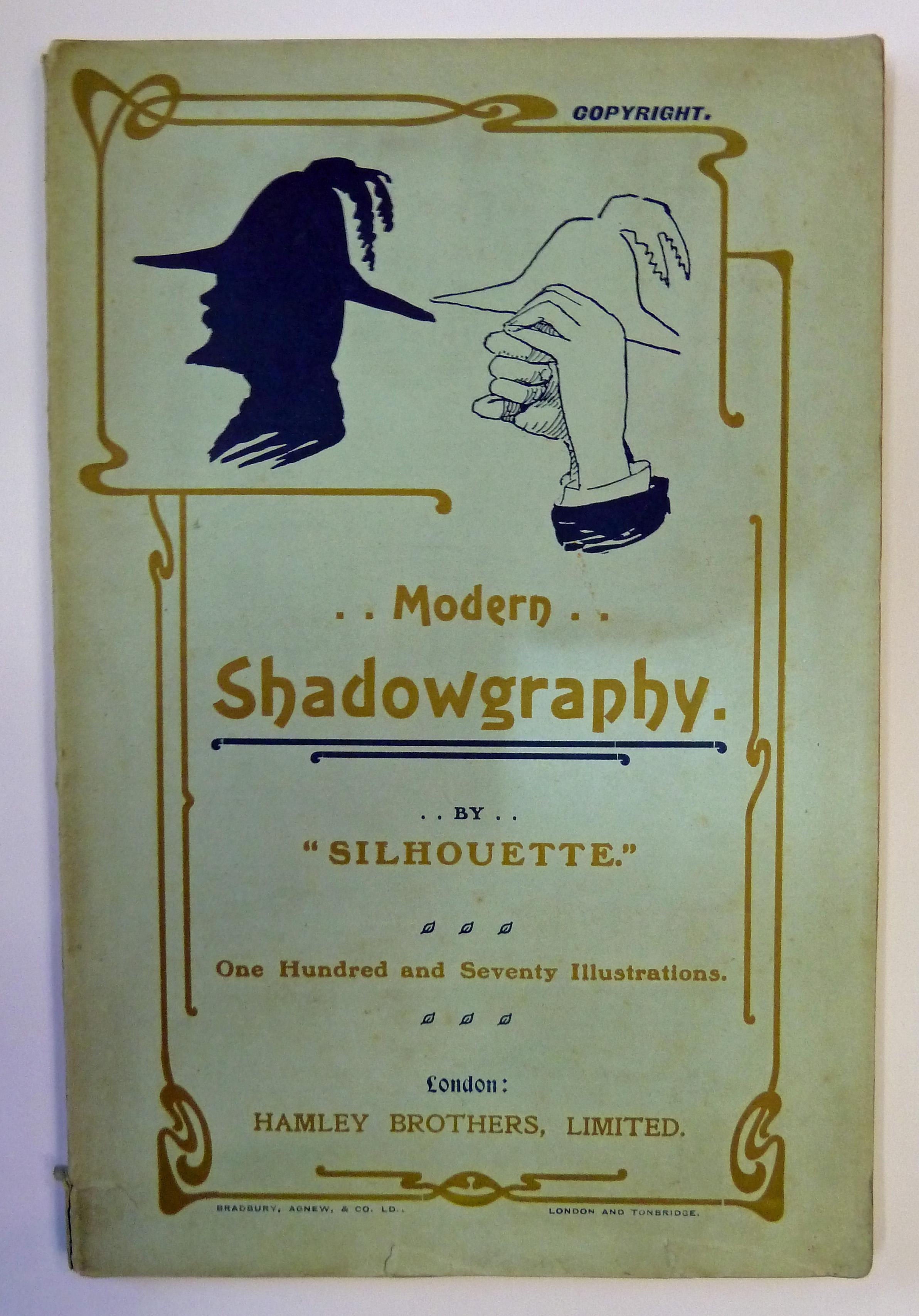 Modern Shadowgraphy