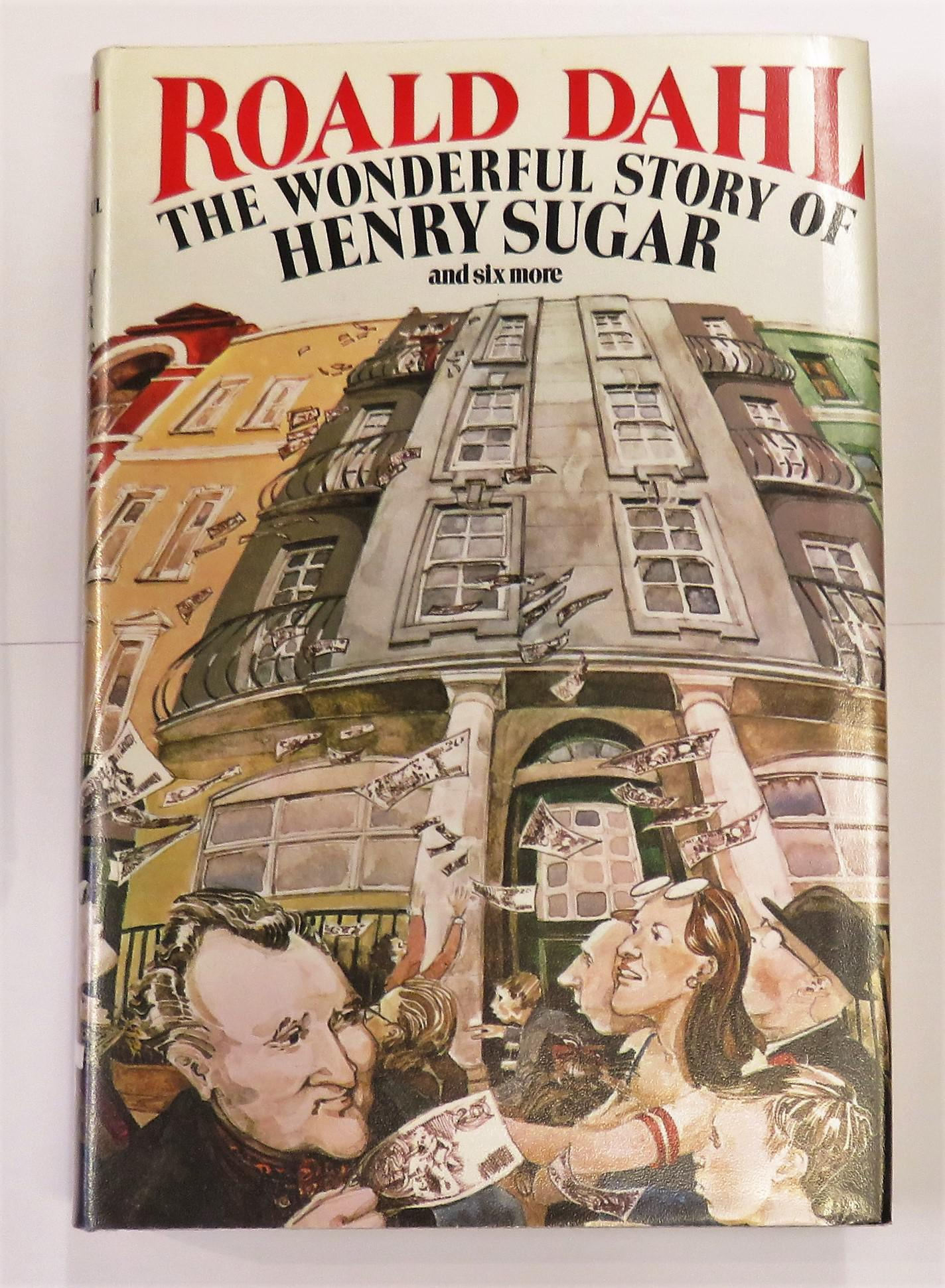 The Wonderful Story Of Henry Sugar and six more Signed by Roald Dahl