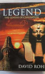 Legend the Genesis of Civilisation a Test of Time Volume Two
