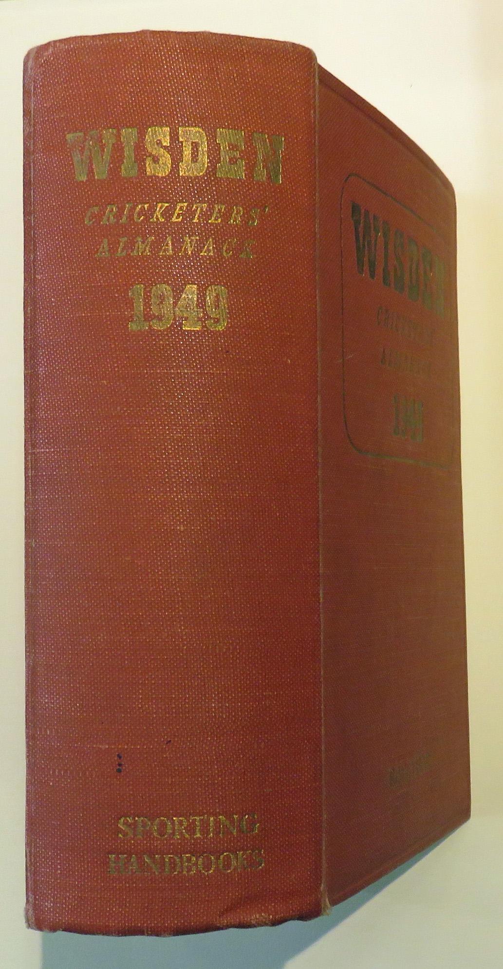 Wisden Cricketers' Almanack 1949