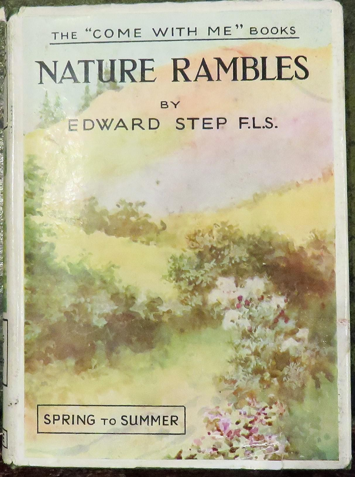 Nature Rambles An Introduction to Country-Lore Spring to Summer